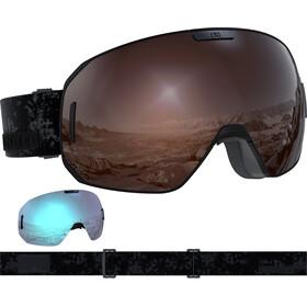 Salomon S/Max Goggles black/solar